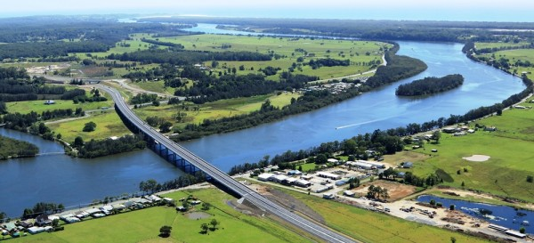 Warrell Creek to Nambucca Heads image