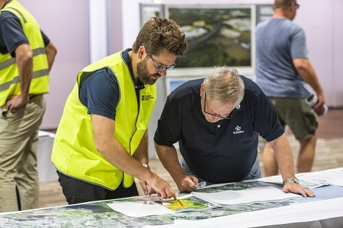Coffs Harbour bypass project - community engagement September 2019 (one on one)
