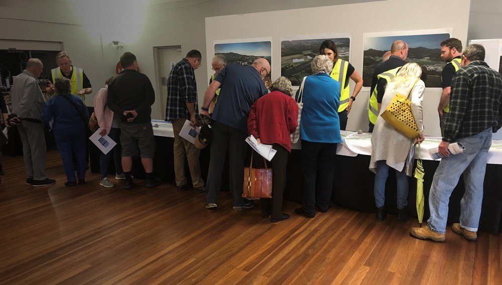 Coffs Harbour Bypass community information sessions